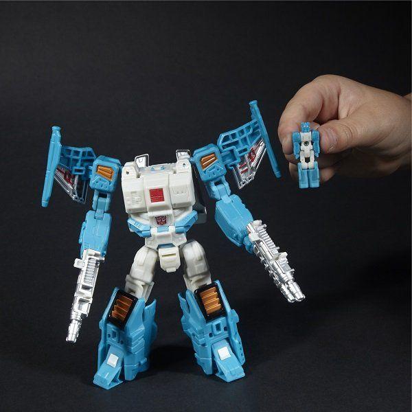 Robot Cao Cấp TOPSPIN