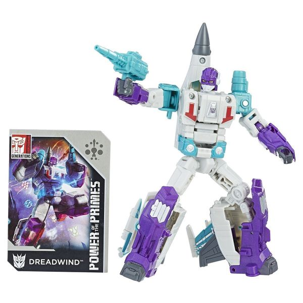 Robot cao cấp Dreadwind