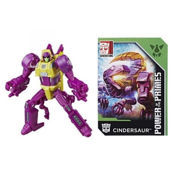 GEN-PW Mô hình Cindersaur dòng Legends