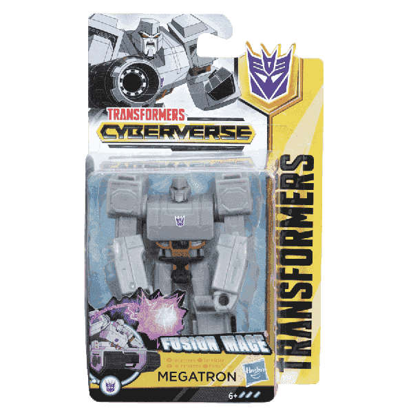 CBV - Mô hình Megatron dòng Scout