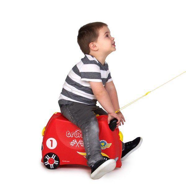 Vali trẻ em - Siêu xe Rocco
