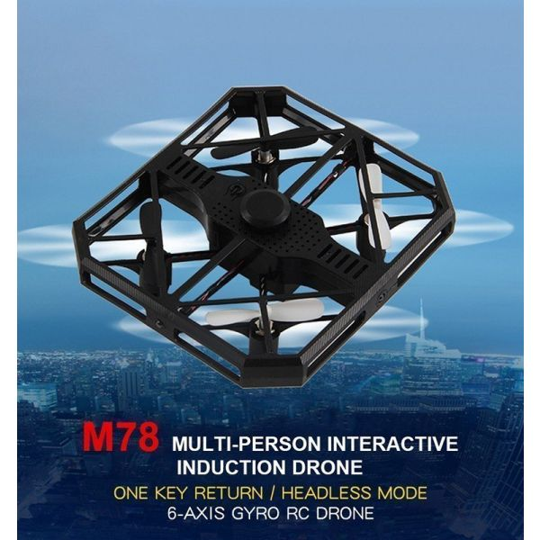 Máy bay Drone cảm biến 6 chiều M78