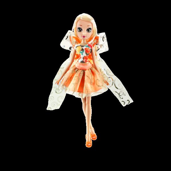 Búp bê Nàng tiên Winx với đôi cánh ribbon - Stella