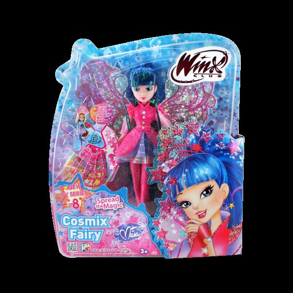 Búp bê Nàng tiên Winx sức mạnh Cosmix - Musa