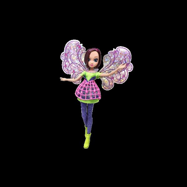 Búp bê Nàng tiên Winx sức mạnh Cosmix - Tecna