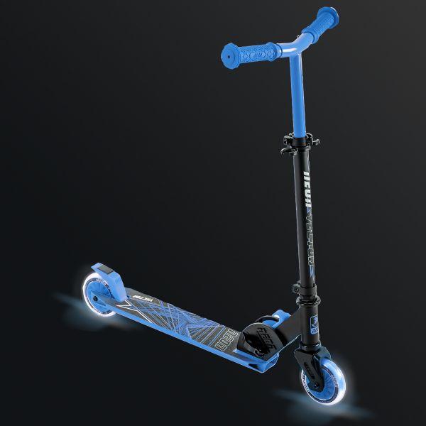 Xe Scooter 2 bánh Neon Vector Yvolution NT05B2 xanh dương