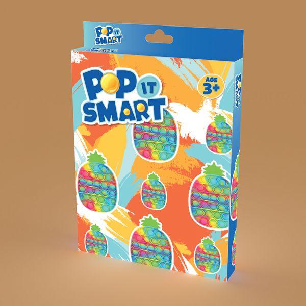 Đồ chơi Pop It Smart hình quả dứa sặc sỡ