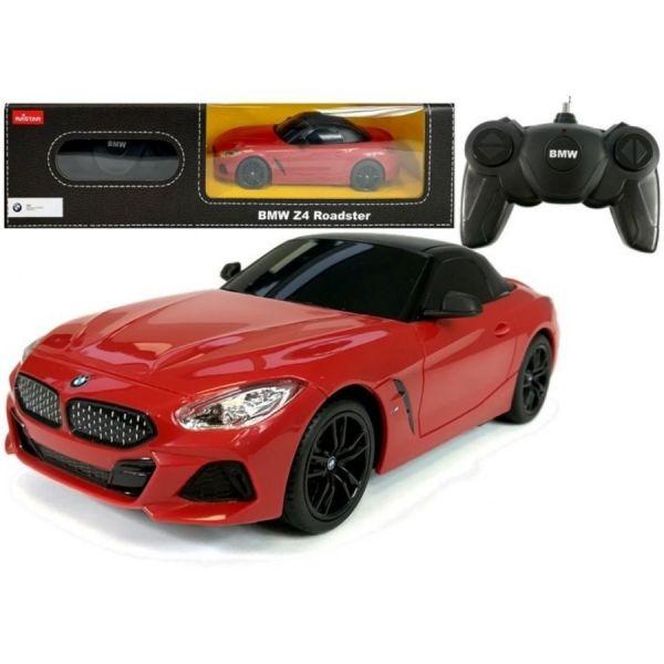 Xe điều khiển 1:24 BMW New Z4_màu Đỏ