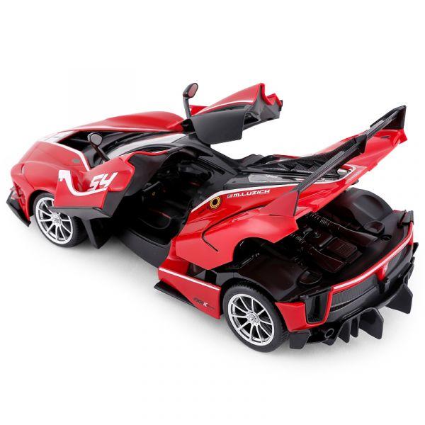 Bộ lắp ráp xe điều khiển Ferrari FXXK EVO (mở cửa & nắp máy)