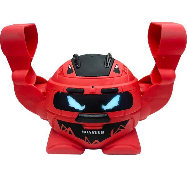 Robot lăn lộn (đỏ)