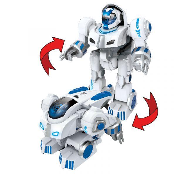 Robot biến hình điều khiển từ xa STRIKE
