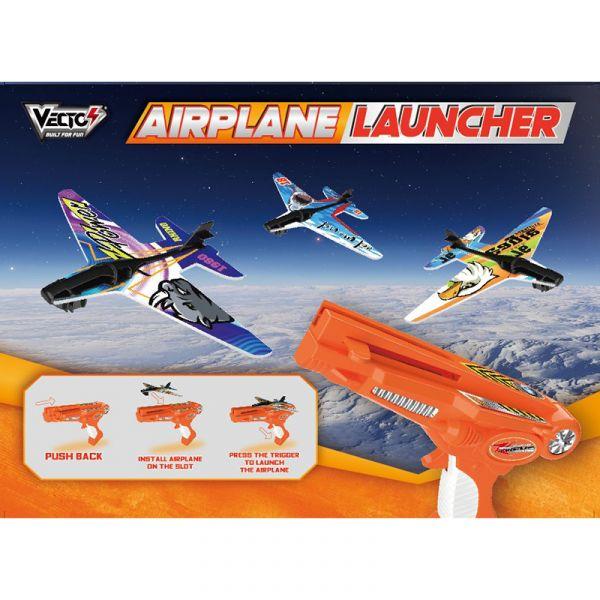 Bệ phóng máy bay cơ bản (xanh)