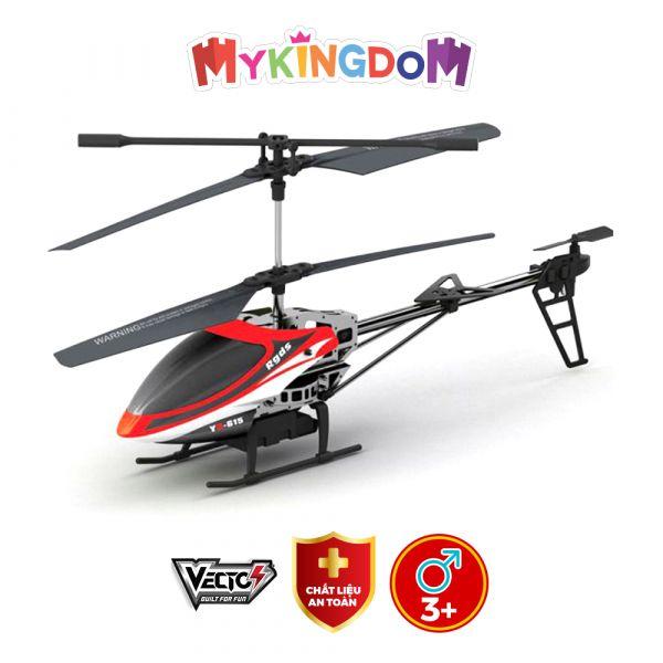 Máy bay trực thăng điều khiển từ xa X-Force (đỏ)