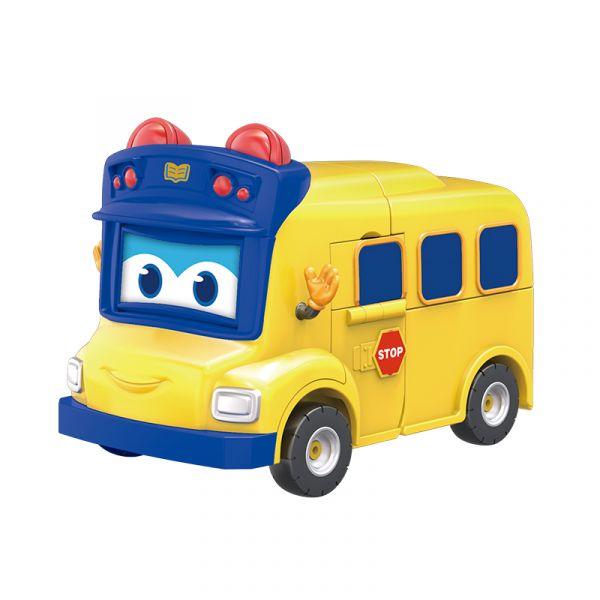 Robot biến hình GoGo Bus