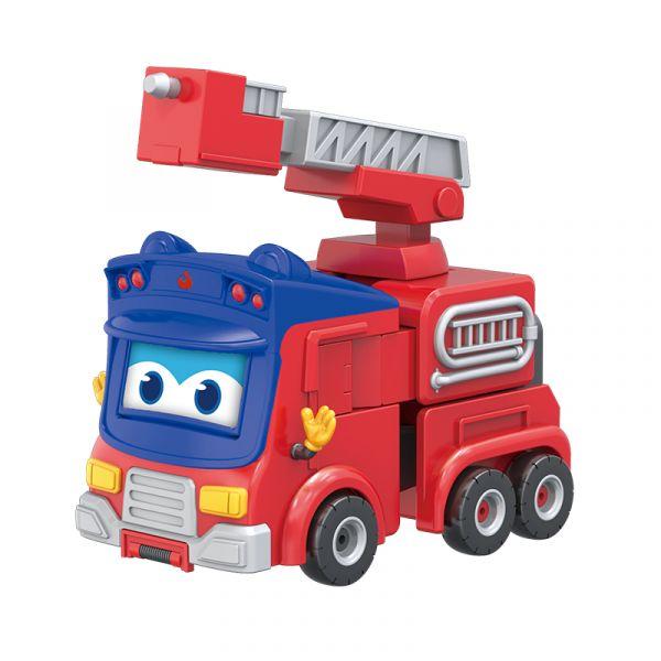 Robot biến hình Cứu hỏa  GoGo Firy