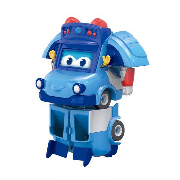 Robot biến hình Cảnh sát GoGo Justin