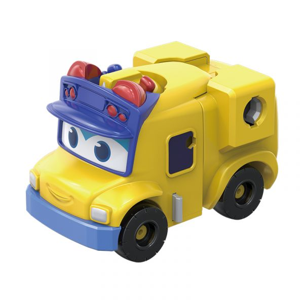 Robot biến hình khổng lồ 6 trong 1 GOGO BUS