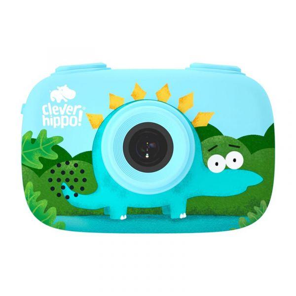Máy chụp hình thông minh - xanh sành điệu