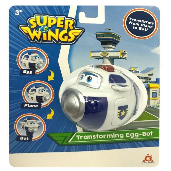 Trứng Biến Hình Robot Cảnh Sát Paul