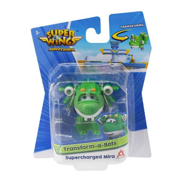 Đồ chơi Robot Biến Hình Cỡ Nhỏ Mira siêu cấp