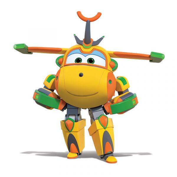 Đồ chơi Robot Biến Hình Cỡ Lớn Bucky Tí Hon