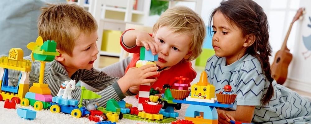 Giúp trẻ rèn luyện trí nhớ ngay từ những ngày đầu