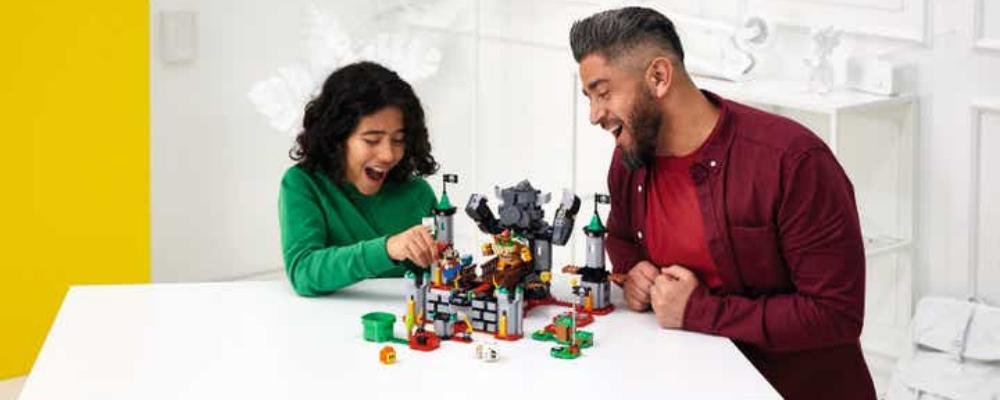 Đồ chơi cũng có thể giúp trẻ phát huy tính tự lập và sáng tạo