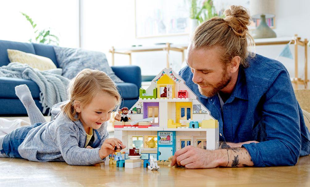 Gợi ý những bộ xếp hình LEGO DUPLO thú vị cho bé cưng phát triển chỉ số thông minh
