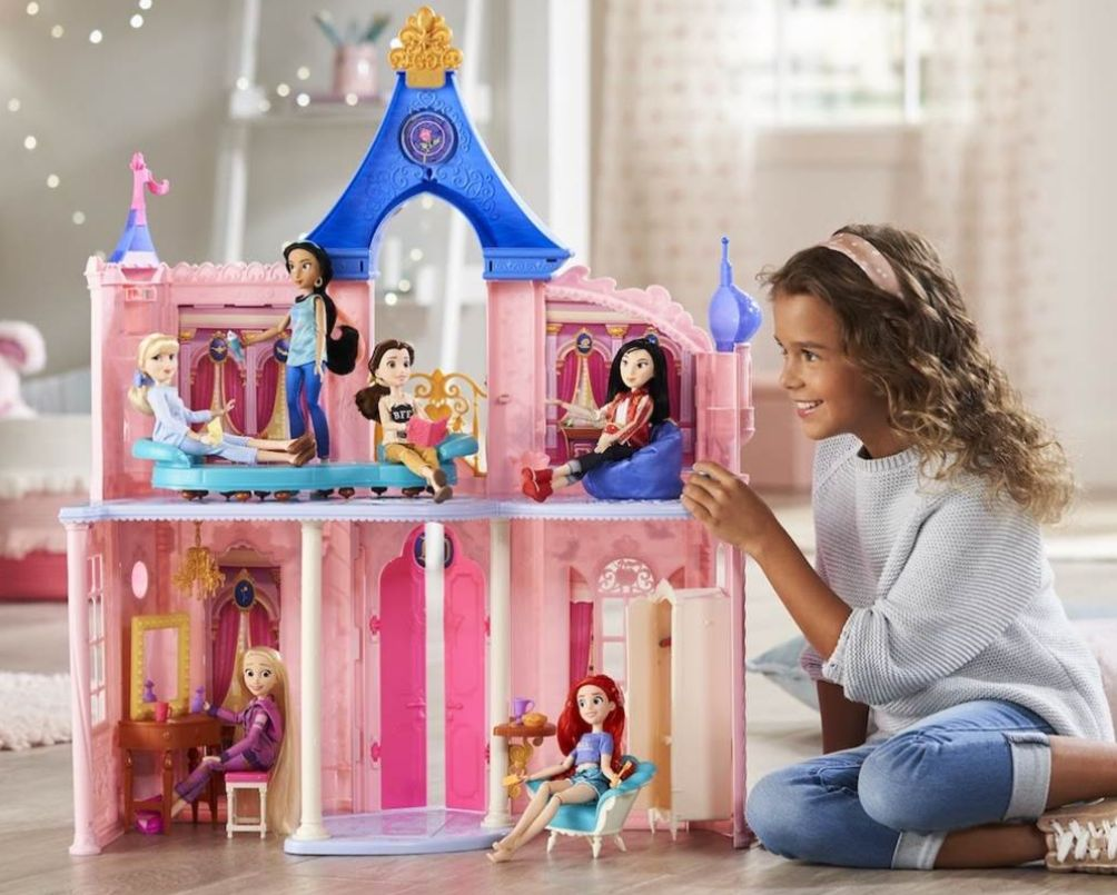 Bí kíp giúp mẹ nhận biết đồ chơi búp bê Disney chính hãng