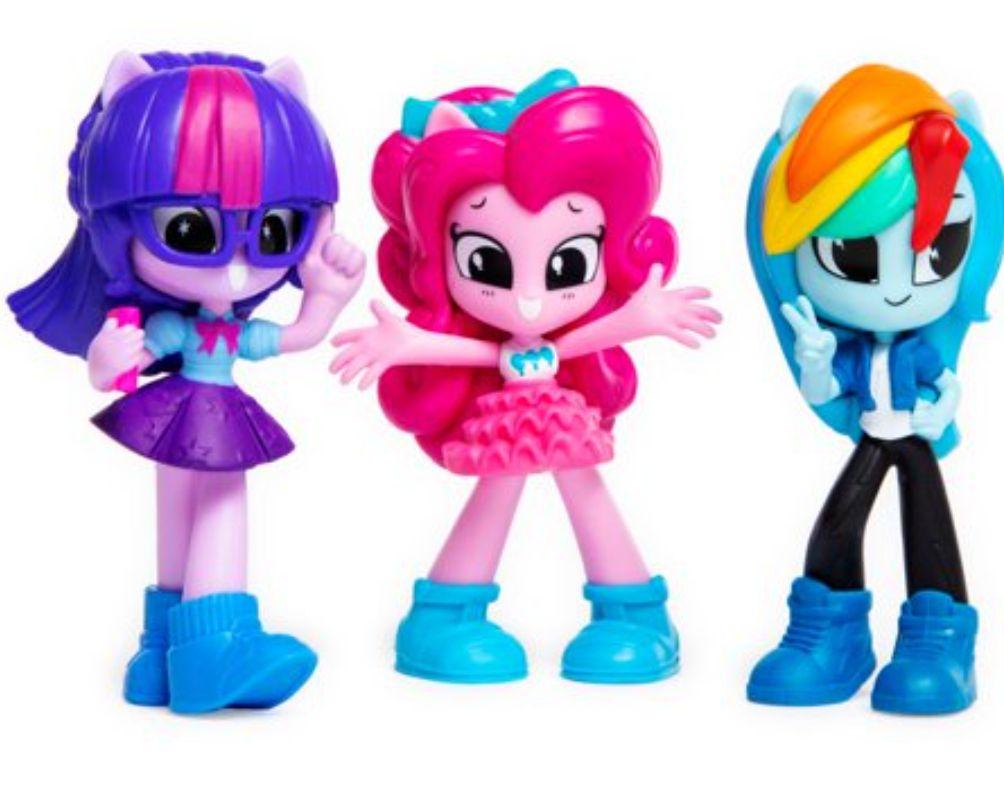 Chào hè rực rỡ với bộ sưu tập búp bê Pony - những cô gái Equestria xinh đẹp và cá tính