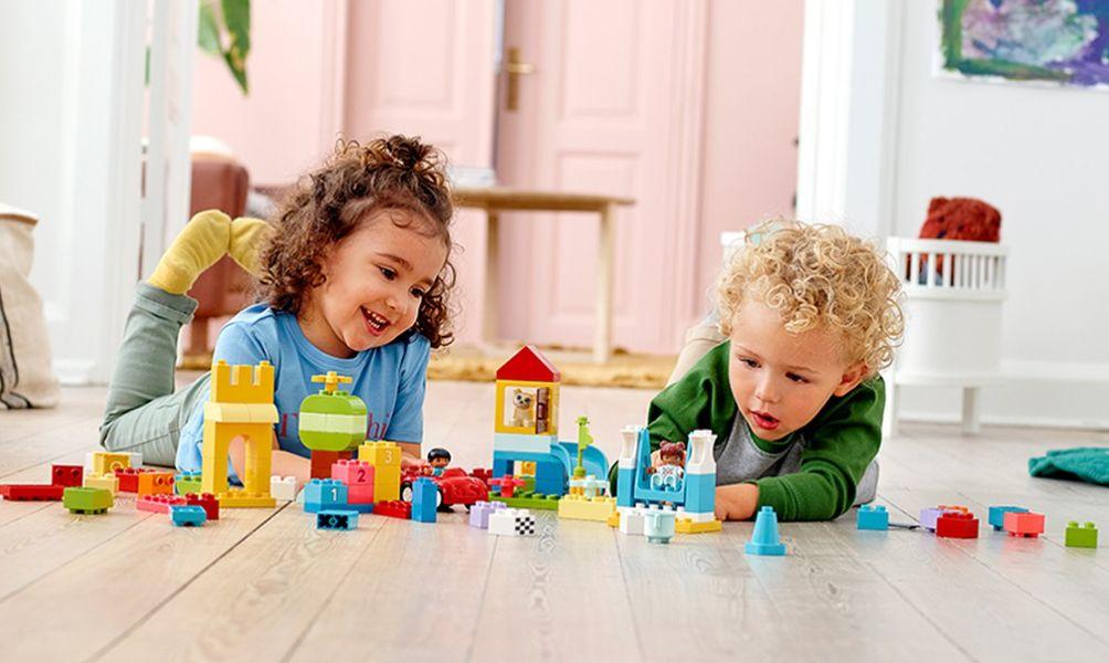 Tiết lộ bí quyết chọn đồ chơi lắp ráp của các mẹ thông thái