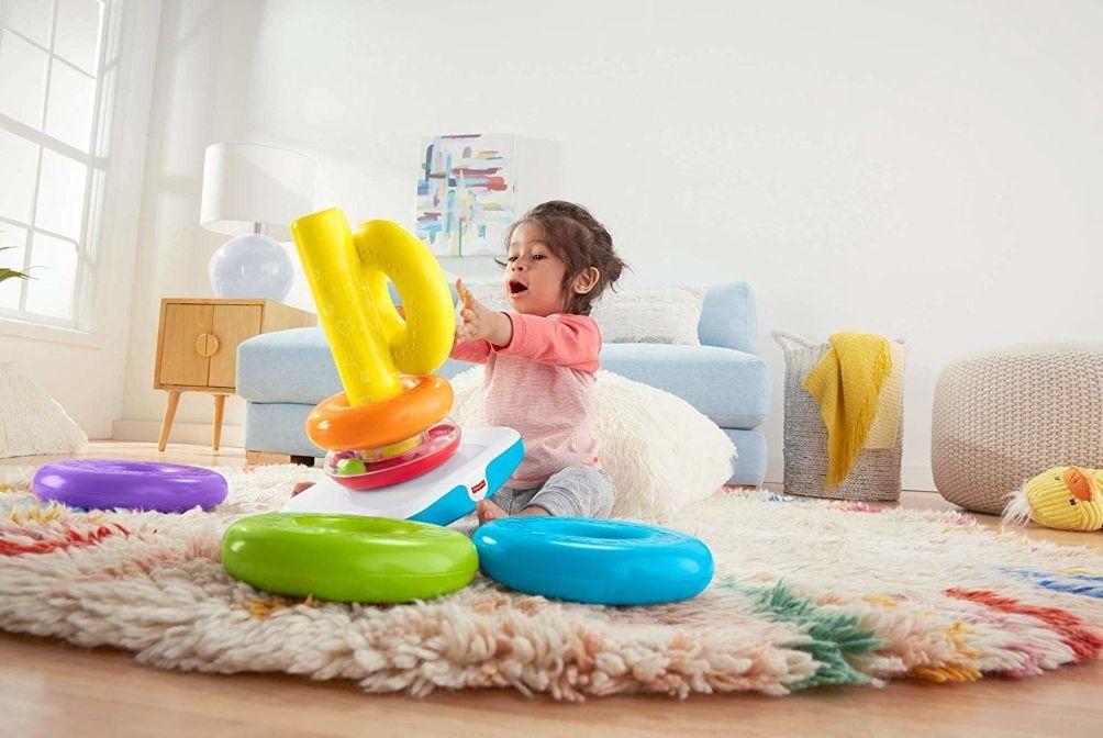 Đồ chơi xếp chồng cho bé - Món đồ chơi đơn giản nhưng mang lại nhiều lợi ích tuyệt vời